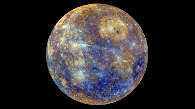 Mercury Sure Looks Good In Blue | Gizmodo Australia