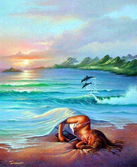 Dreams of an Ocean