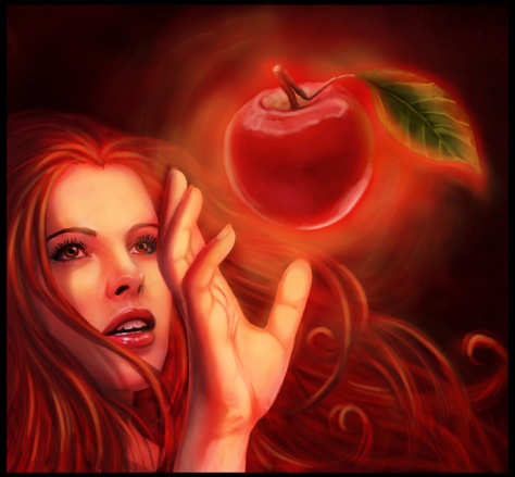That Juicy Forbidden Fruit: What Makes Eve Both A Badass & A Heroine |  Mid-Level-Culture