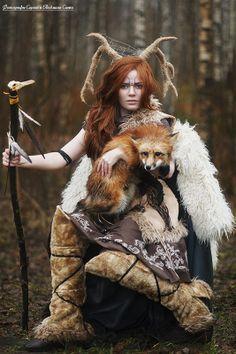 Wild Woman Stalks